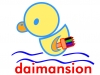 daimansion-logo_links_v5_white